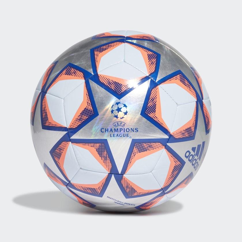 Bola Adidas UCL Finale 20 Hologram Training Ball