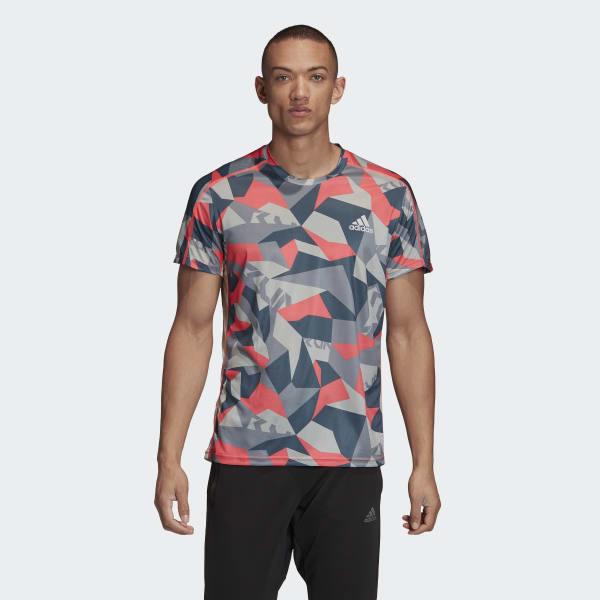 Camiseta Adidas Camuflagem Own The Run
