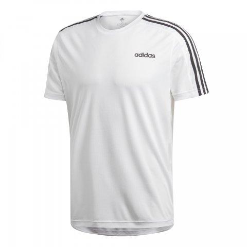 Camiseta Adidas Design 2 Move 3-Stripes