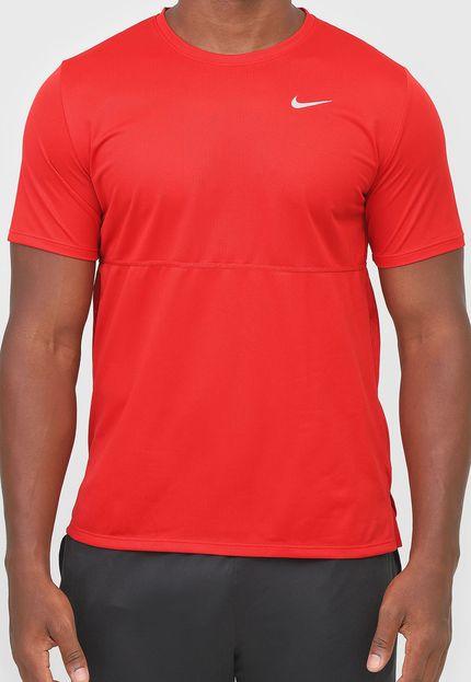 Camiseta Nike Manga Curta Breathe