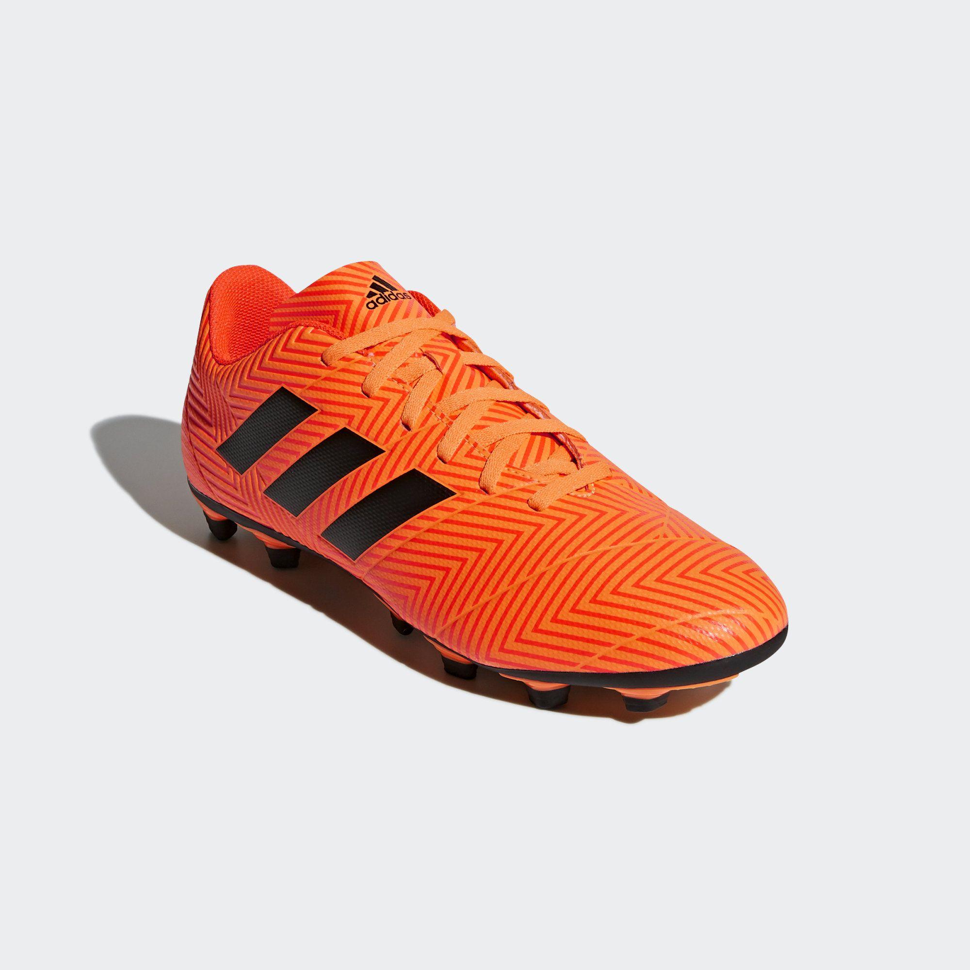 Chuteira Adidas Nemeziz 18.4 FxG Campo