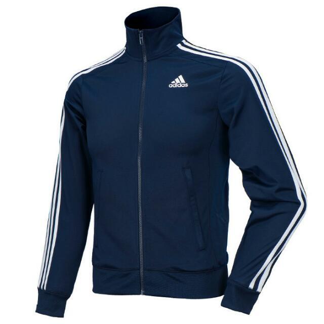 Jaqueta Adidas Essentials 3 Stripes