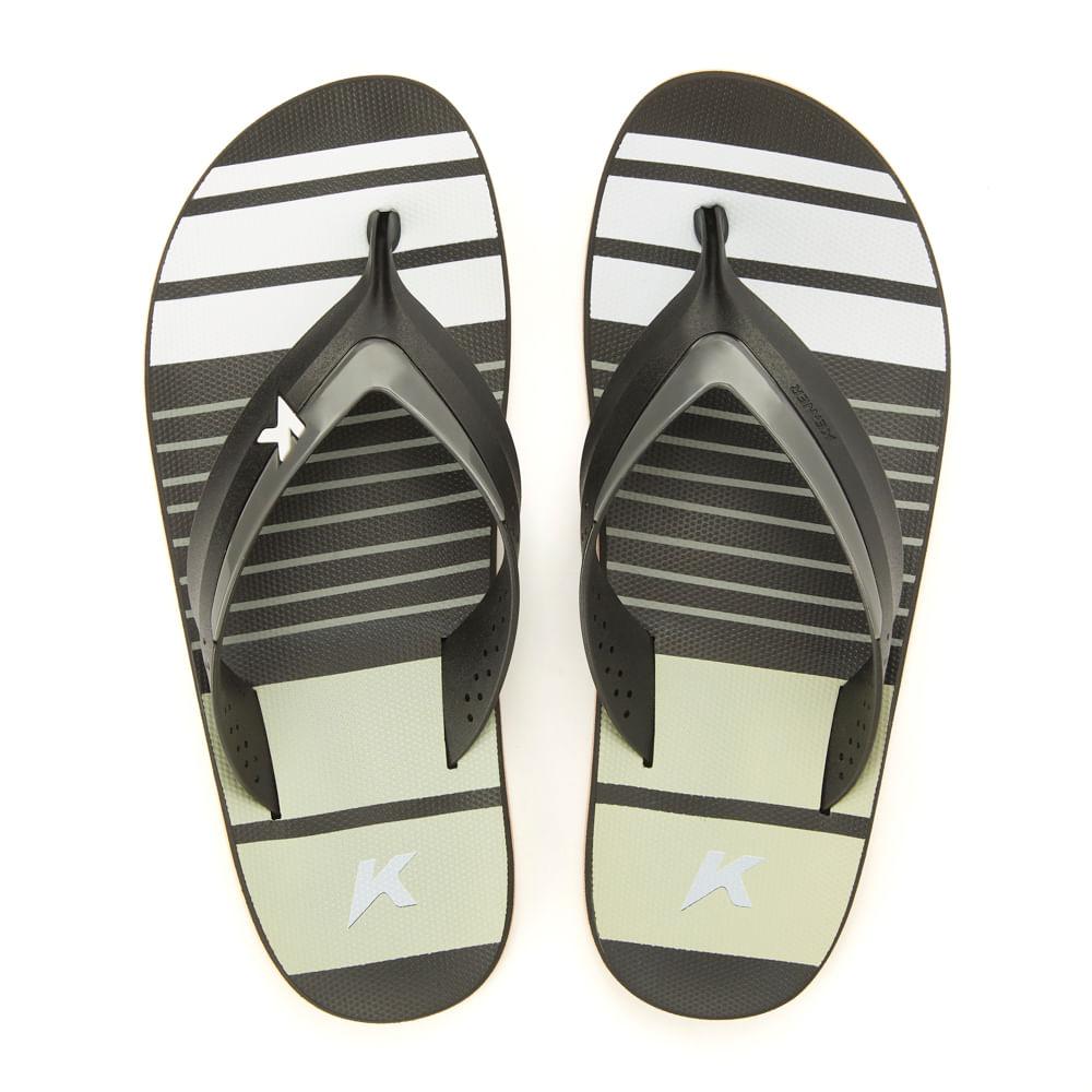 Sandália Kenner Hi-Tide Stripes