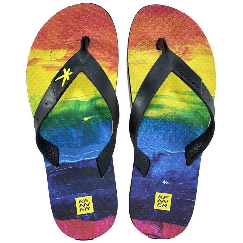 Sandália Kenner Summer Rainbow