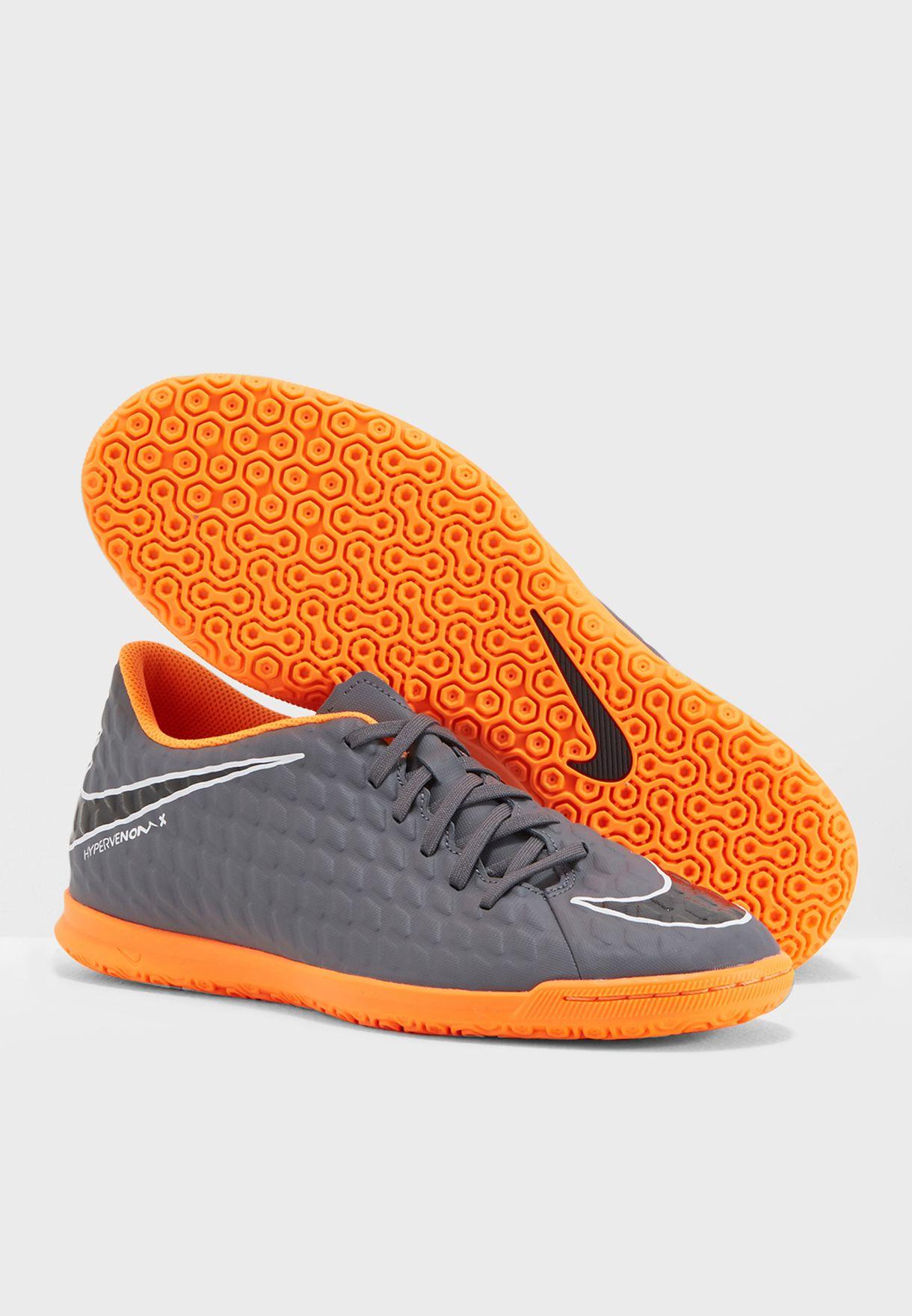 Tênis Futsal Nike Phantom X 3 Club
