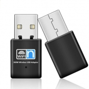Adaptador Wireless USB 300Mbps, LOTUS LT-A008