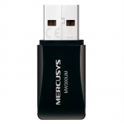 Adaptador Wireless USB 300MBPS, MERCUSYS MW300UM