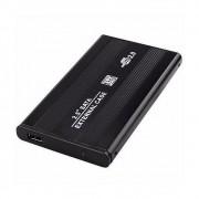 "Case para HD Externo 2.5"" USB 3.0, EXTERNAL AC017 *Garantia 6 Meses"