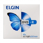 Mídia DVD-R 4.7GB 16X, ELGIN (Envelope)