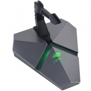 Mouse Bungee com LED com HUB USB 2.0 , C3TECH MB-200SI