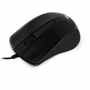 Mouse USB, C3TECH MS-20BK Preto