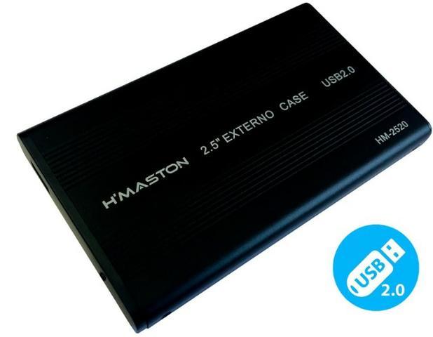 Case para HD Externo 2.5