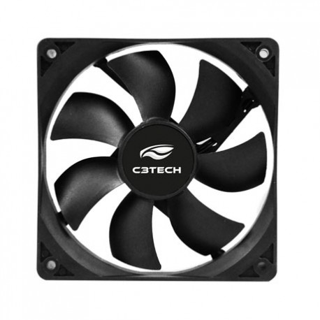 Cooler 8x8, C3TECH F7-PW10BK (OEM)