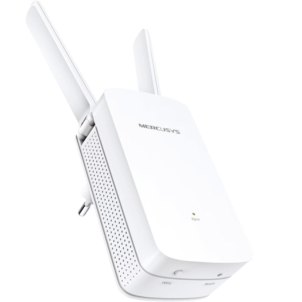 Repetidor / Access Paint Wireless 300 Mbps, MERCUSYS MW300RE