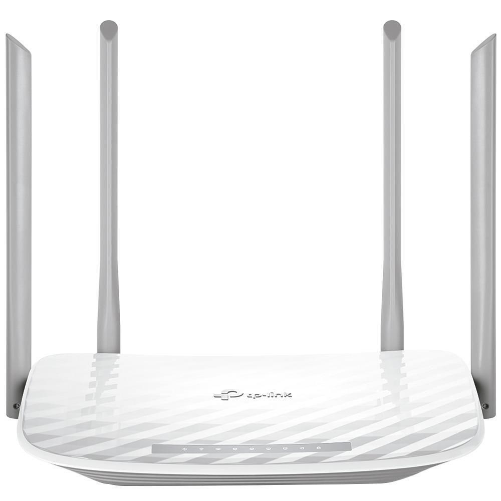 Roteador Wireless Gigabit Dual Band, TP-LINK AC1200 ARCHER C5W