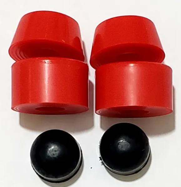 Amortecedor Creme 83a - Vermelho