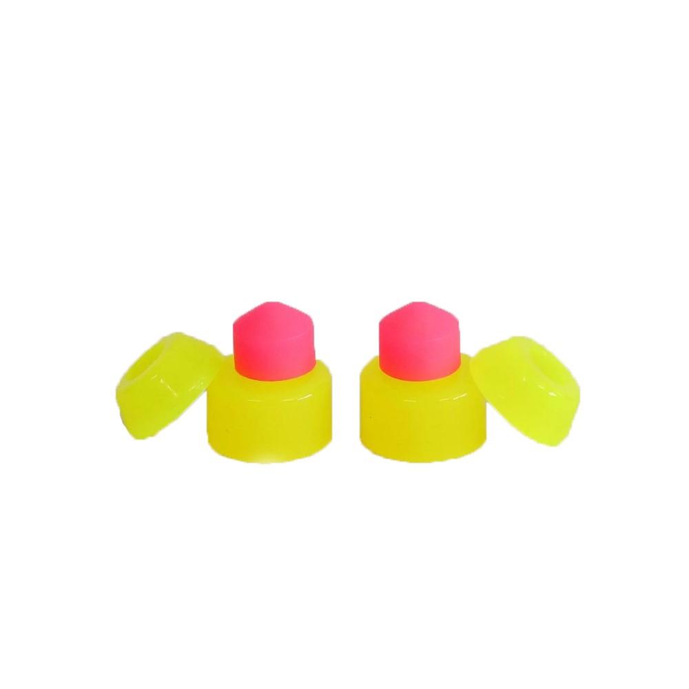 Amortecedor Solo Conico - Neon 95mm