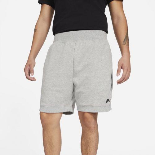 Bermuda Nike SB Y2K Fleece - Cinza