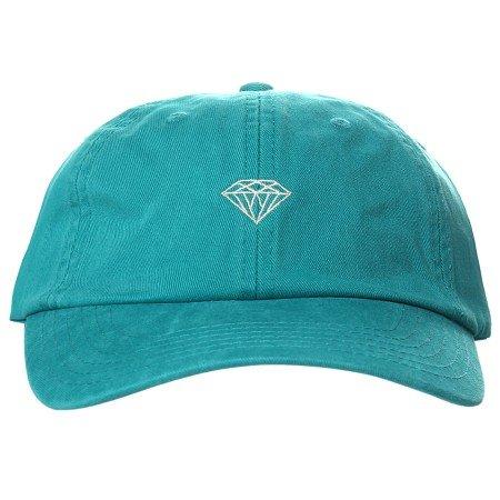 Boné Diamond Micro Brilliant Dad Hat Verde Àgua