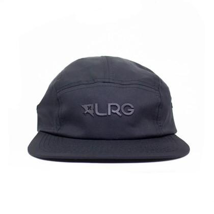 Bone LRG Logo Five Panel - Preto