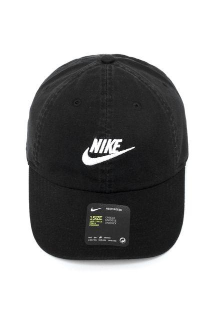 Boné Nike Heritage 86 Youth - Preto