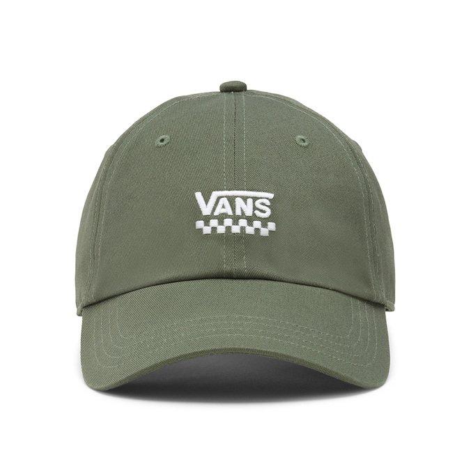 Bone Vans Court Side Hat - Verde