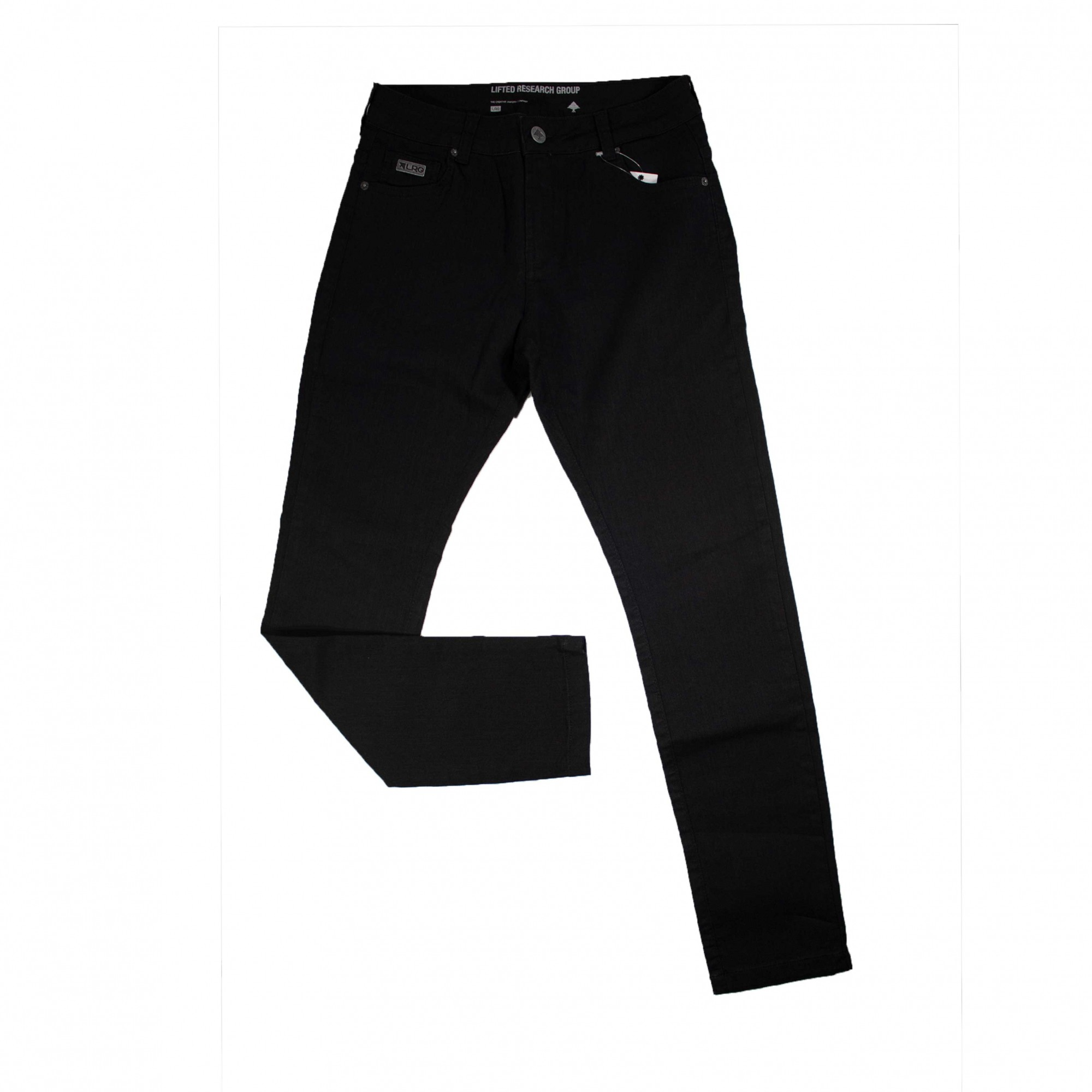 Calça LRG Jeans Black