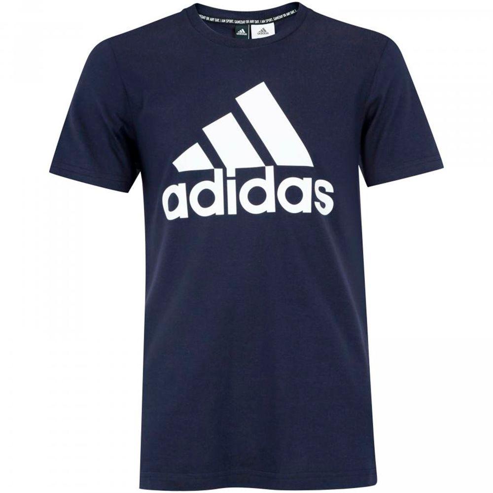 Camiseta Adidas Mh Bos Tee Azul