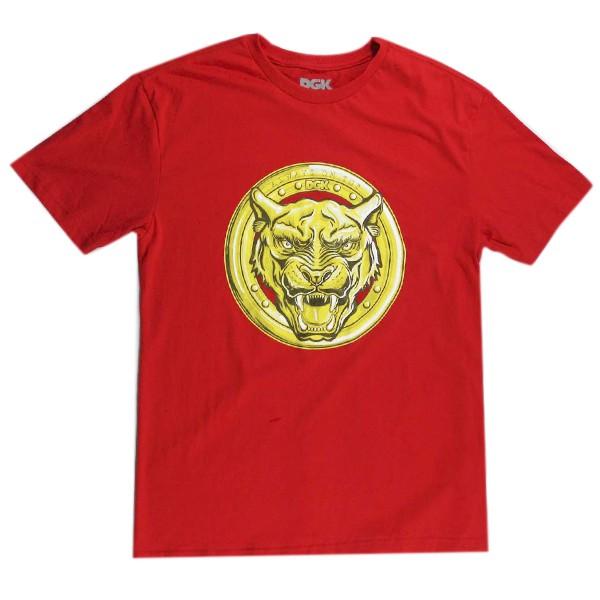 Camiseta DGK Always On Top Tee Red