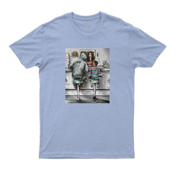 Camiseta DGK Icre Cream Shop