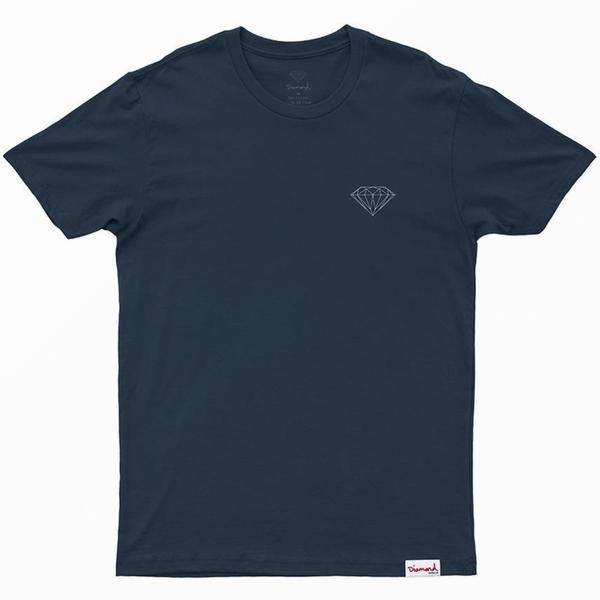 Camiseta Diamond Brilliant Tee -  Azul Marinho