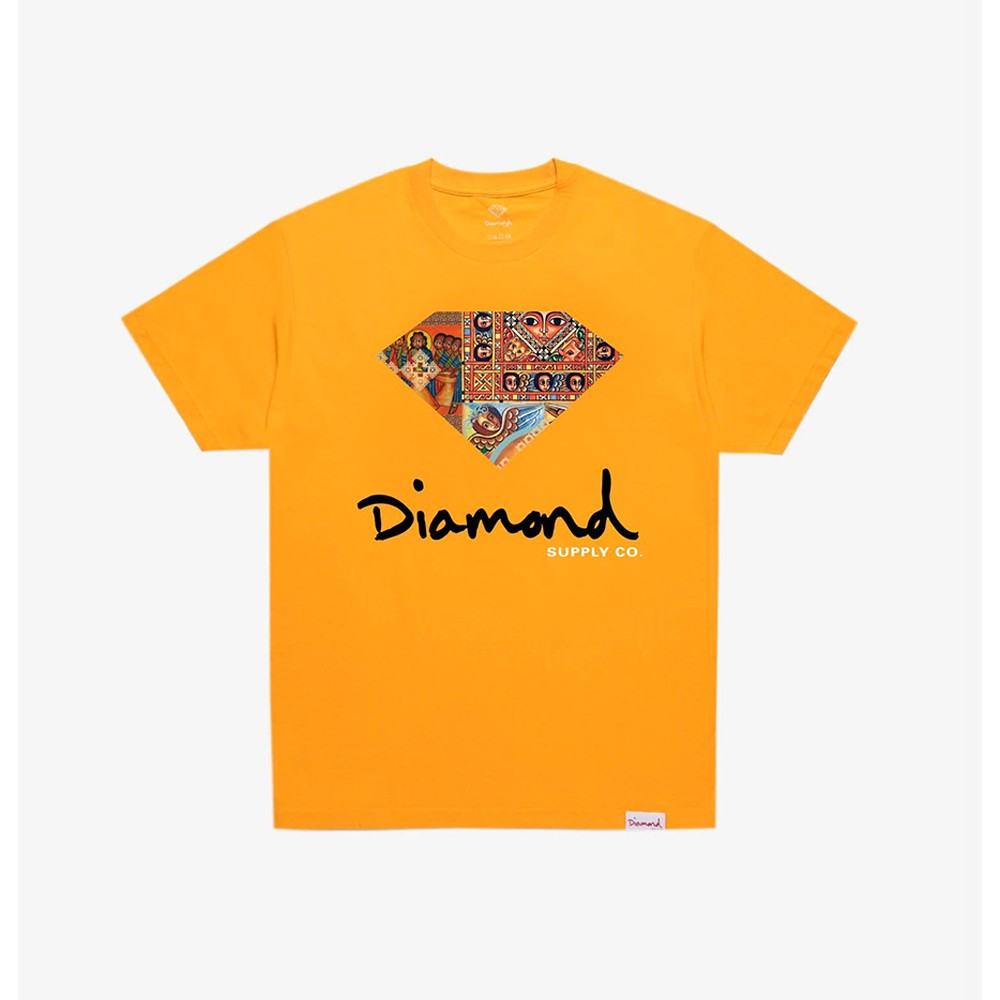 Camiseta Diamond Ethiopian Gold
