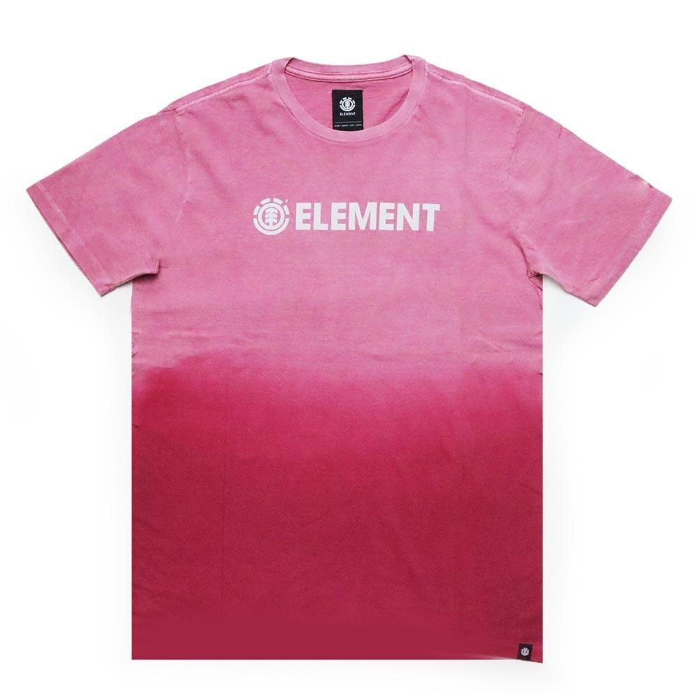 Camiseta Element M/C Brain - Rosa