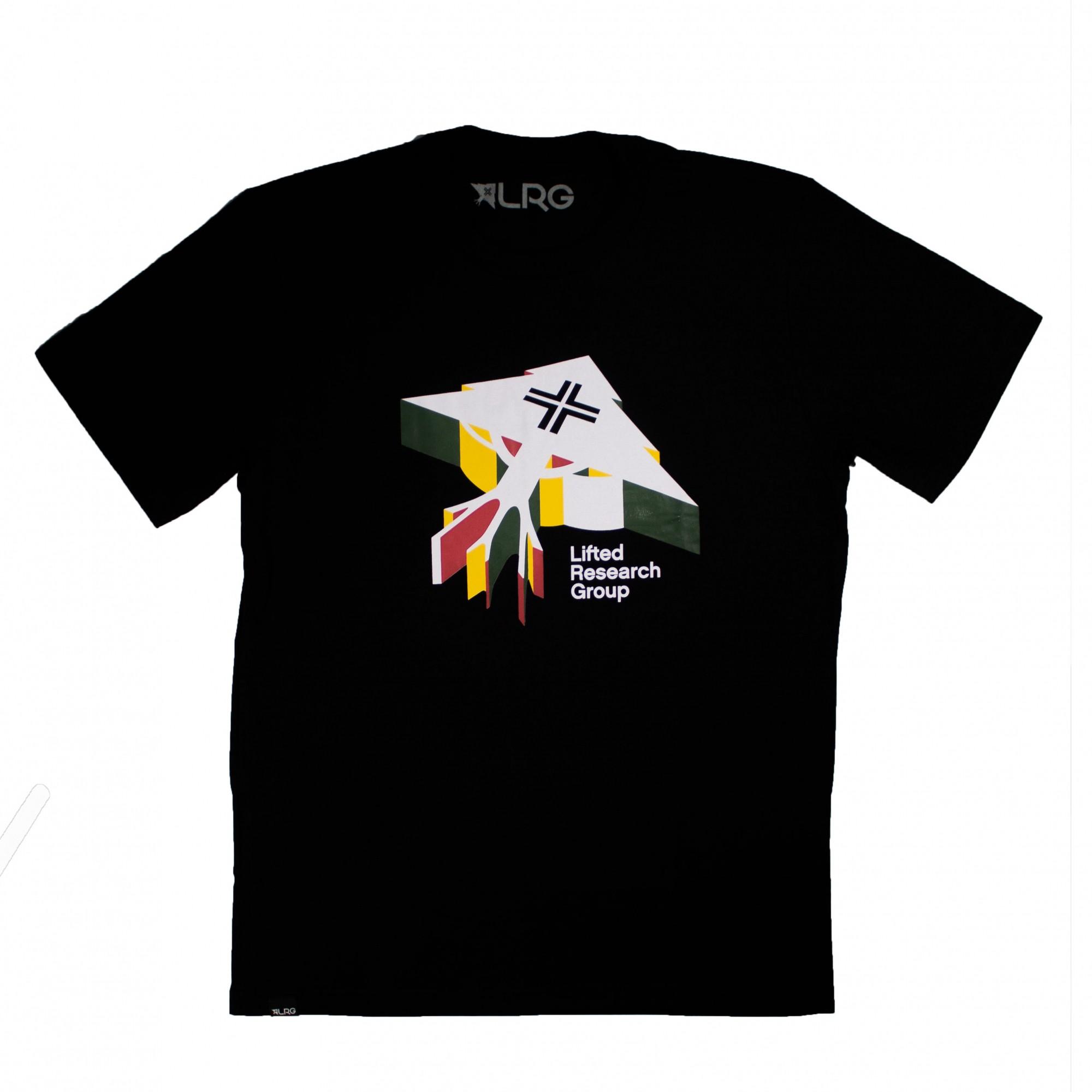 Camiseta LRG 3D Tree