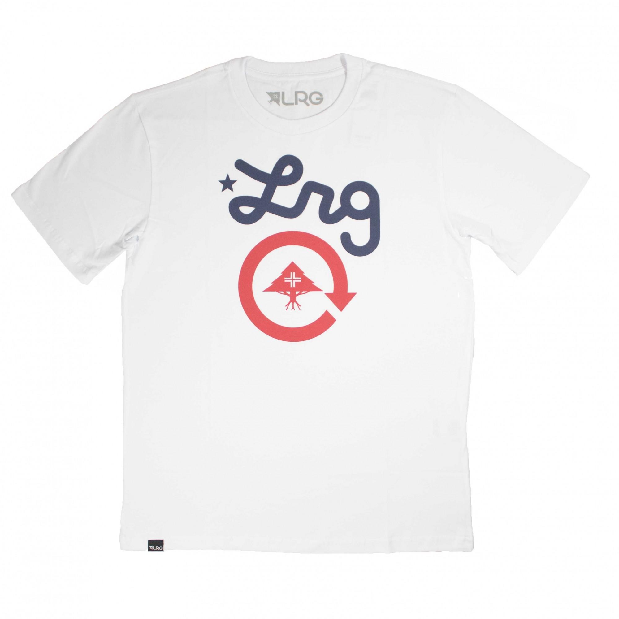 Camiseta LRG Cycle Logo