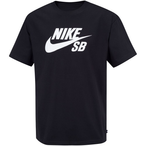 Camiseta Nike SB Logo Tee Preto