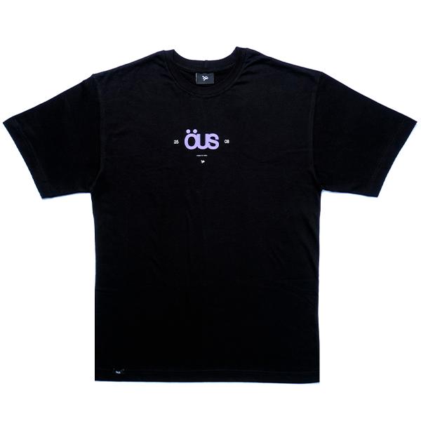 Camiseta ÖUS 2508 Preto