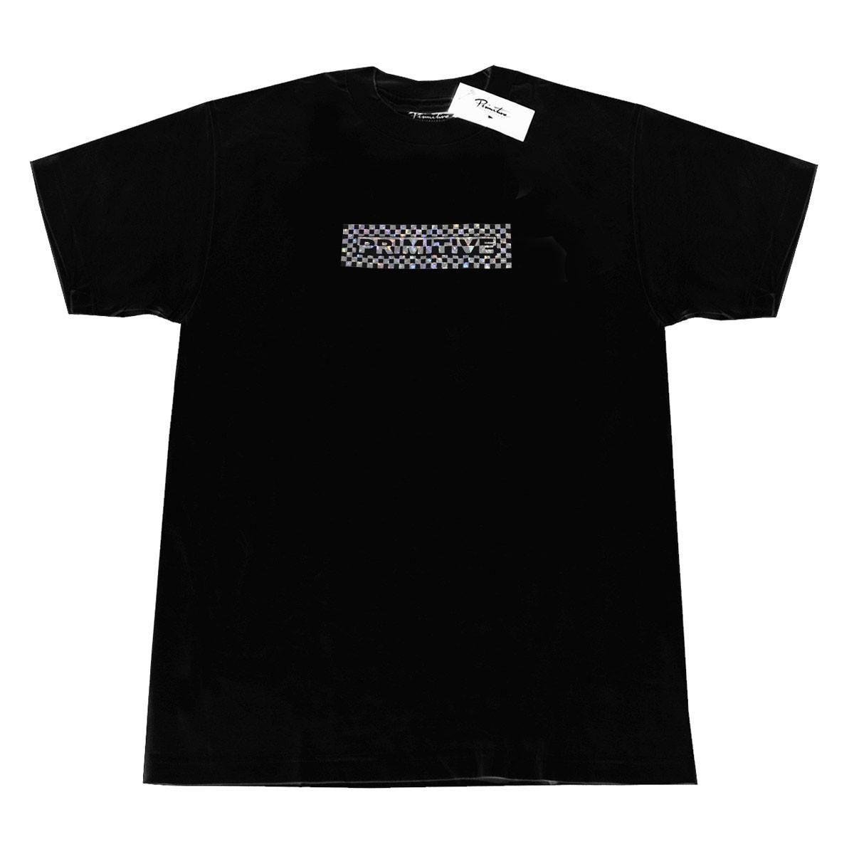 Camiseta Primitive Finish Line Hologram Foll