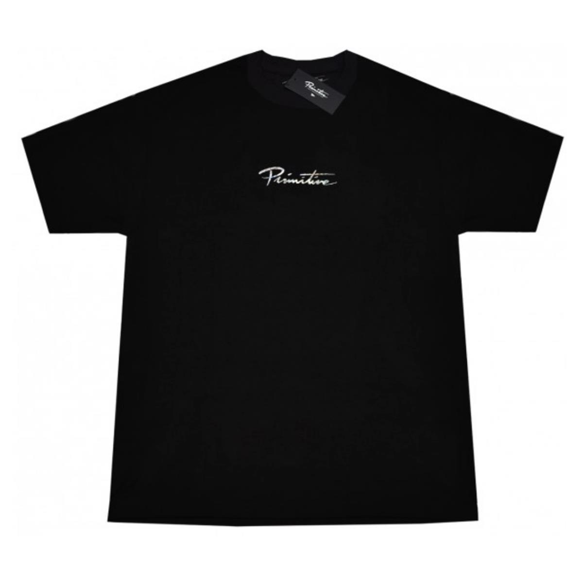 Camiseta Primitive Nuevo Hologram Tee Preto