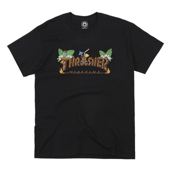 Camiseta Thrasher Tiki