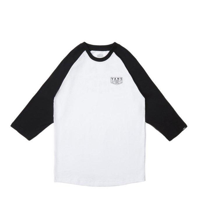 Camiseta Vans OG Patch Raglan