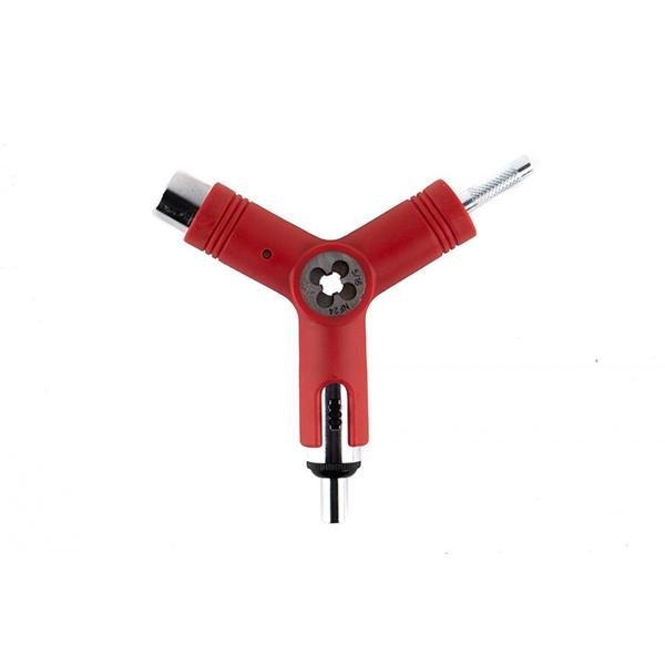 Chave Chaze Com Catraca Vermelho - Ninja Key