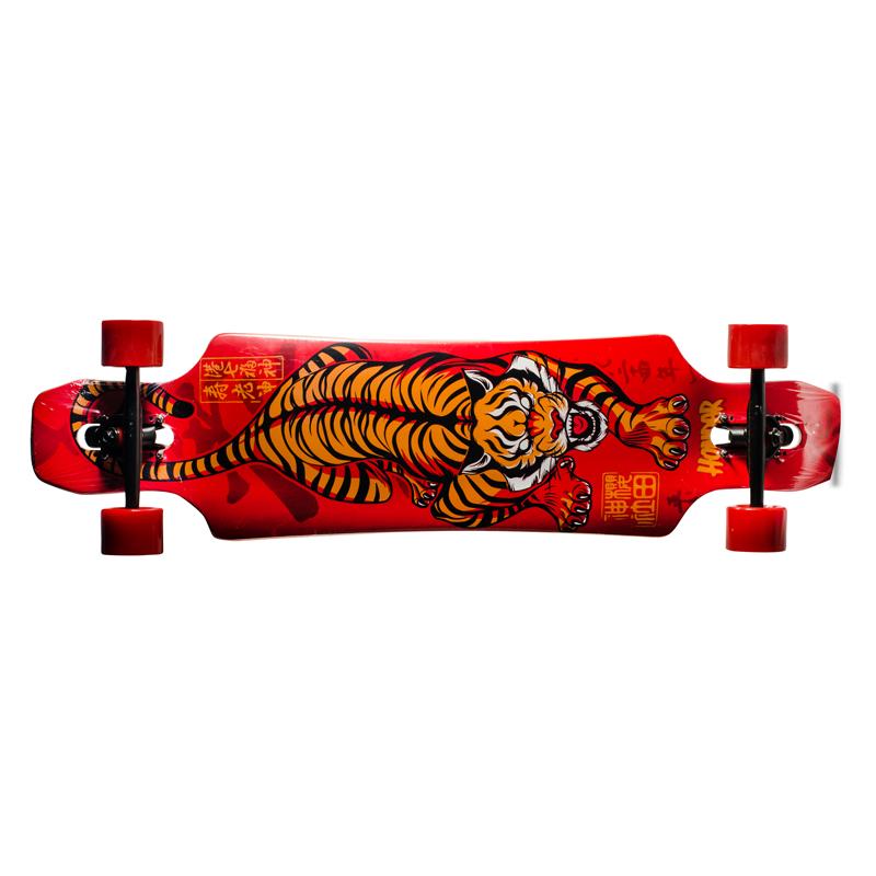 Longboard Hondar Freeride 40'' Tigre