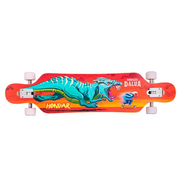 Longboards Hondar Freestyle 40 - Douglas Dalua