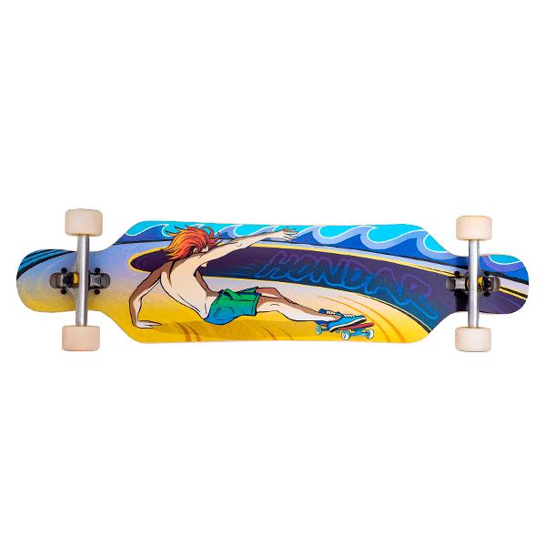 Longboards Hondar Freestyle 40 - Summer