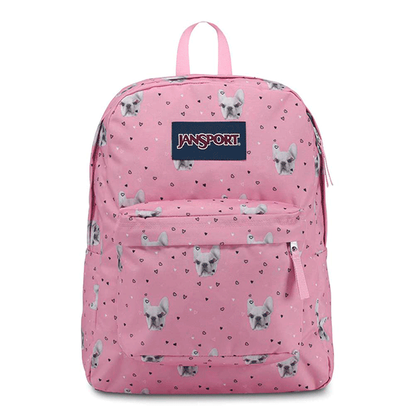 Mochila Jansport Superbreak - Bleached Denim