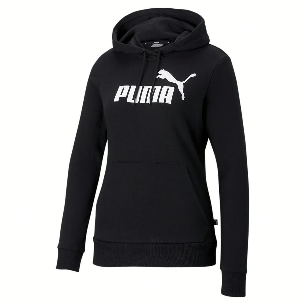 Moletom Puma Essentials Logo Feminino
