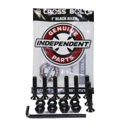 Parafuso De Base Independent Allen 1 - Black