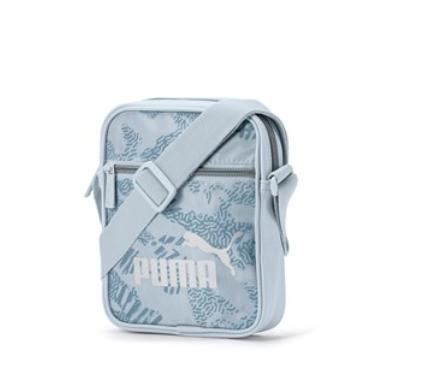 Shoulder Bag Puma WMN Core Up Portable Azul