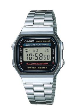 Relógio Casio A168WA-1WDF-SC